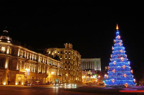 В Азербайджане в связи с Новым годом 5 дней будут нерабочими