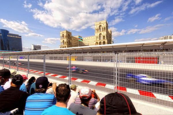 Строительство инфраструктуры гонок Формула 1 в Баку начнется с апреля