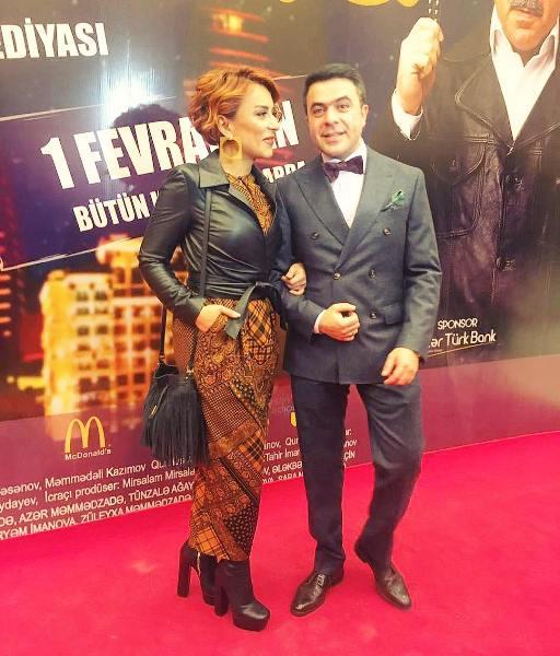 Состоялась  премьера комедии «Ağanatiq»