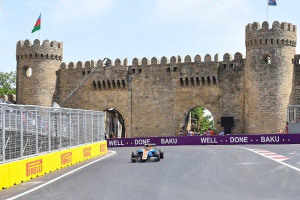 Билеты на «Формулу 1» в Баку приобретены в более чем 40 странах