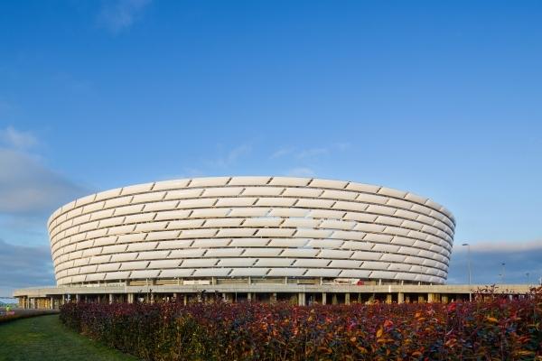 Баку претендует на проведение финала Лиги чемпионов