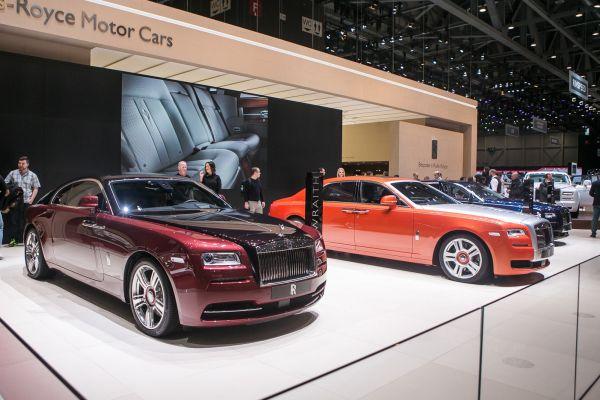 Британская Rolls-Royce отчиталась о рекордном убытке