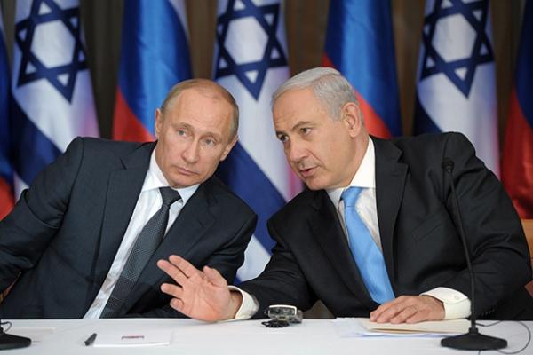 Путин подарил Нетаньяху 500-летнюю книгу