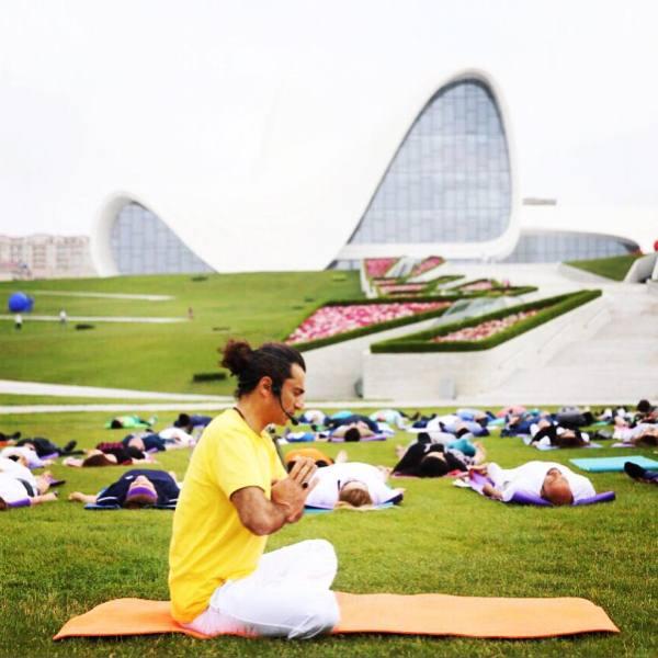 В Баку пройдет Неделя йоги
