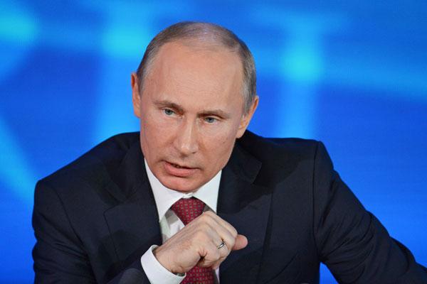 Путин о росте цен на бензин в России
