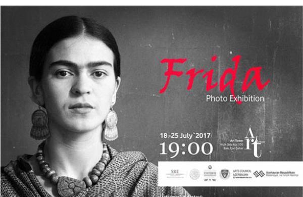 В Ичери шехер открылась выставка памяти мексиканской художницы Фриды Кало
