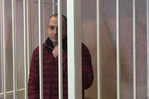 Помилованный президентом блогер Лапшин покинул Азербайджан [Обновлено]