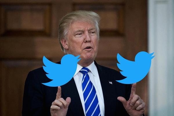 Аккаунт Трампа в Twitter оценили в два миллиарда долларов