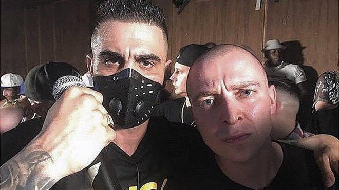 Баттл Окси и Dizaster: российский рэпер покоряет Лос-Анджелес