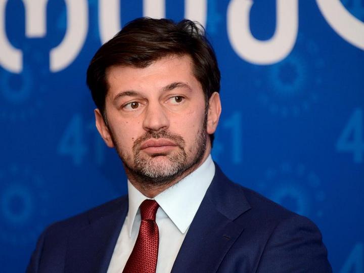 Мэром Тбилиси стал бывший футболист «Милана» Каха Каладзе