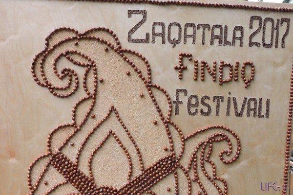 Erstes Haselnussfestival in Zagatala / Zaqatalada ilk Fındıq festivalı baş tutub
