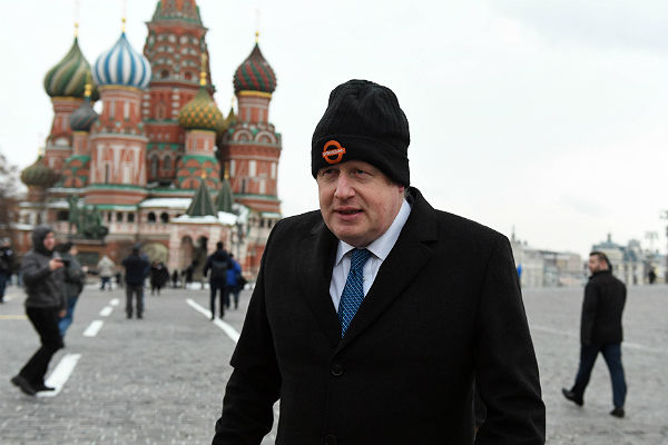 Борис Джонсон уходит в отставку с поста министра иностранных дел