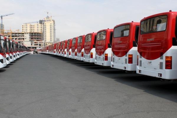 Среди водителей автобусов в Баку 461 человек был ранее судим