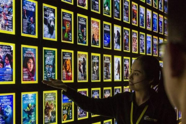 National Geographic признался в расизме