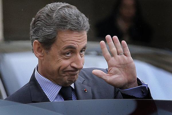 СМИ: Николя Саркози задержан по делу о предвыборной кампании