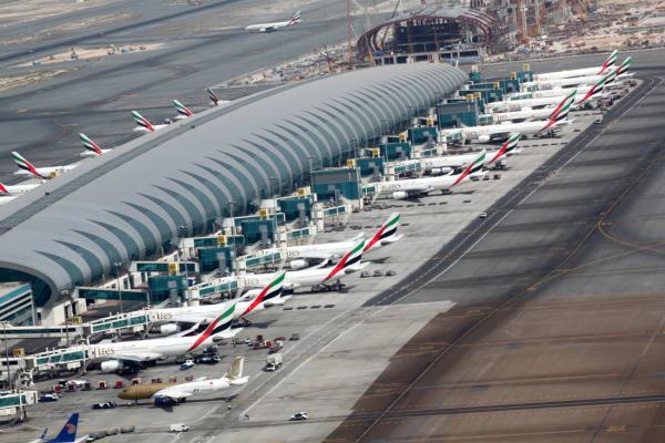 Власти Дубая сократили время погранконтроля в аэропорту до 10 секунд