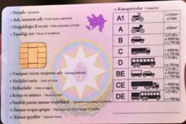 Председатель: «Выдача водительских удостоверений в «ASAN Xidmət» невозможна»