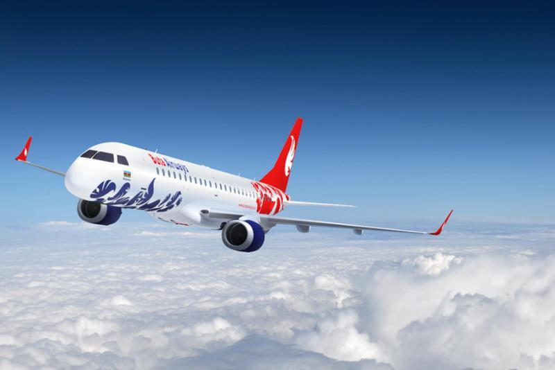Открывается прямой рейс из Баку в популярный курорт Грузии