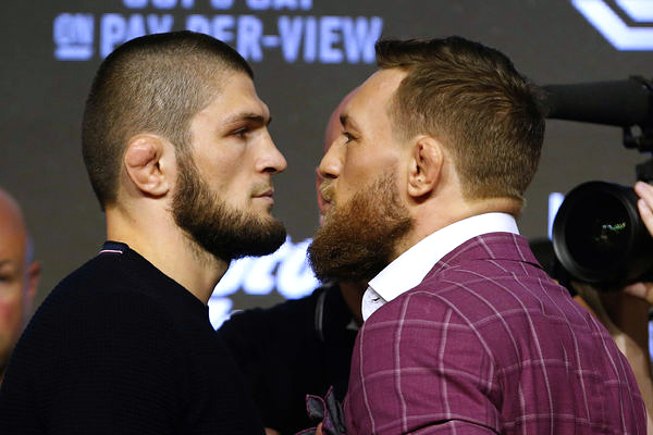 Хабиб против Конора: Нурмагомедов сохранил титул чемпиона UFC