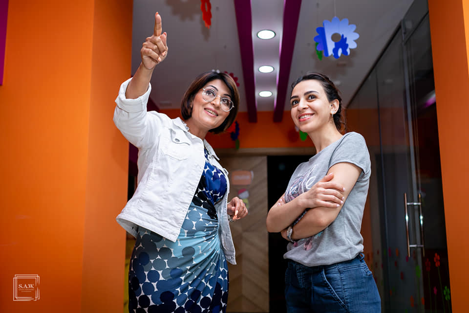 S.A.W. (Successful Azerbaijani Women): Гостья проекта Ильхамия Рза