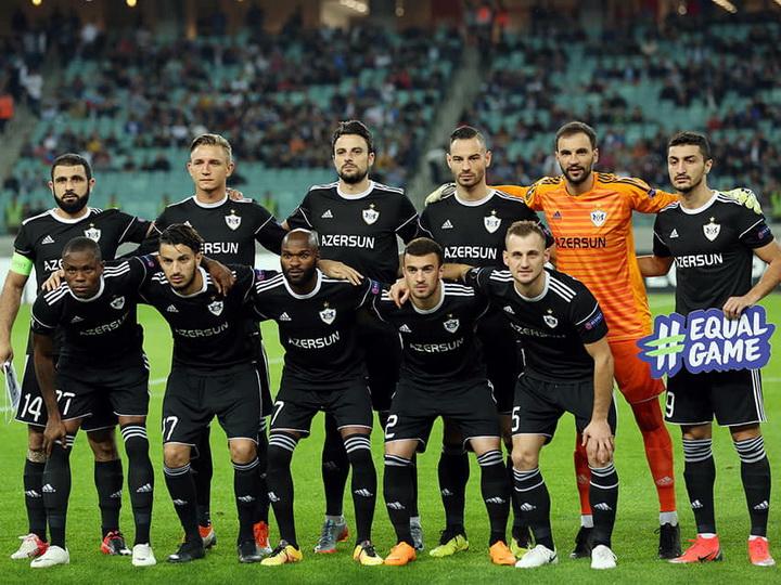 «Карабах» одержал первую победу в Лиге Европы
