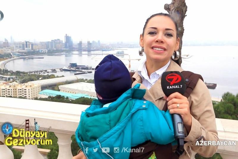 Популярная турецкая телепередача завершила серию выпусков, посвященных туристическим регионам Азербайджана