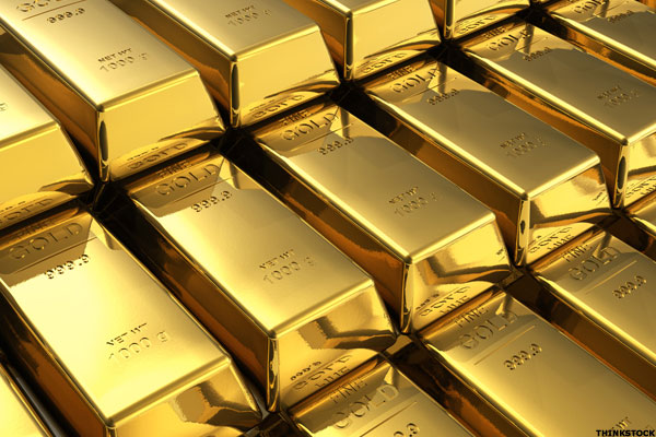 Доходы Азербайджан от продажи золота