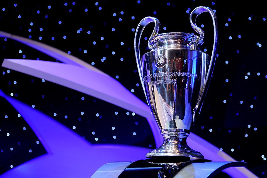 Стали известны итоги жеребьевки 1/4 финала Лиги чемпионов