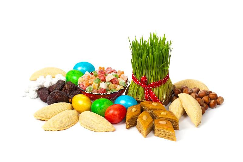 Азербайджан отмечает праздник Новруз