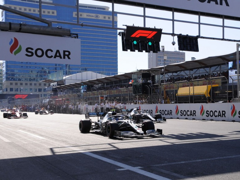 Обсуждается вопрос об отмене Гран-при Азербайджана