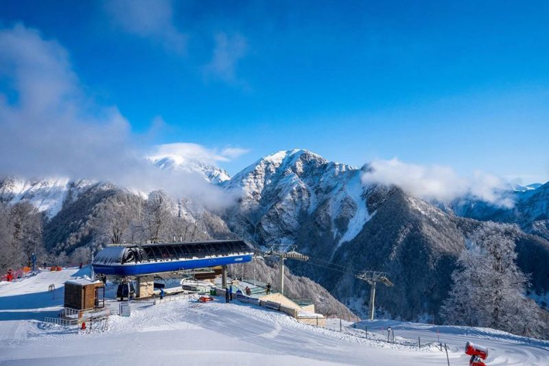 «Туфандаг»: Поездка на один из красивейших горнолыжных комплексов на Кавказе