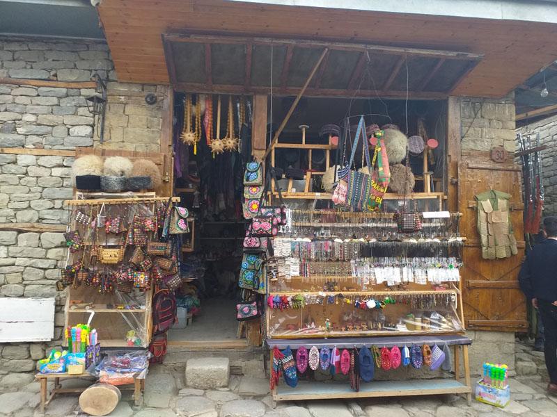 Лагич и Демирчи  - жемчужины Азербайджана, хранящие  традиции народного ремесла
