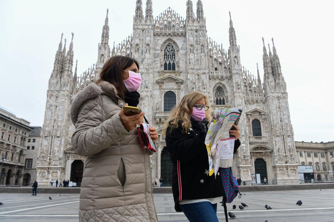В Италии от коронавируса умерли более 10 тыс. человек