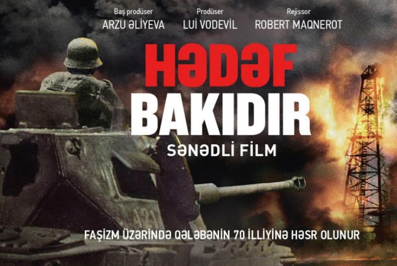 «Цель Баку. Как Гитлер проиграл войну за нефть» - ФИЛЬМ