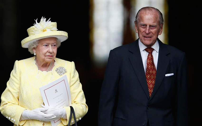 В связи с кончиной принца Филиппа открыта виртуальная книга соболезнований