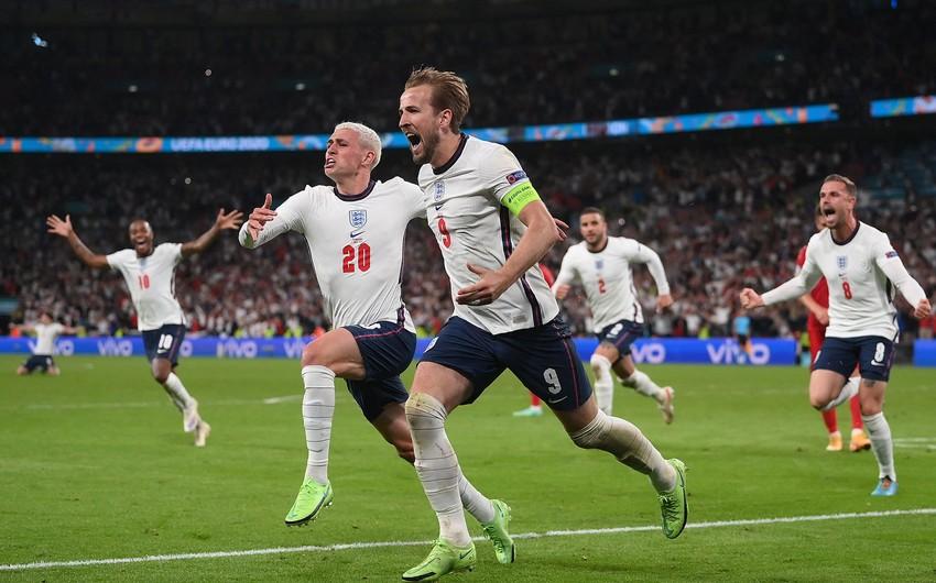 Евро-2020: Англия впервые в финале