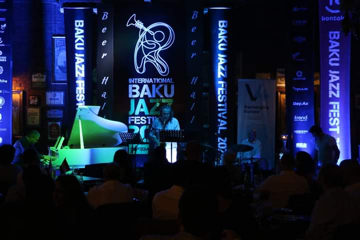 В Баку проходит Baku Jazz Festival